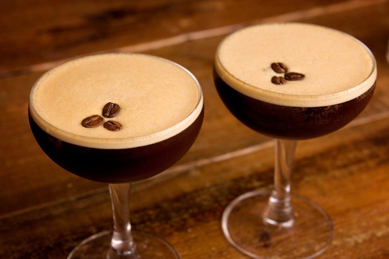 Espresso koffie Martini