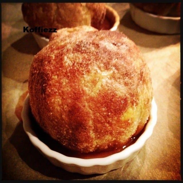koffie muffins
