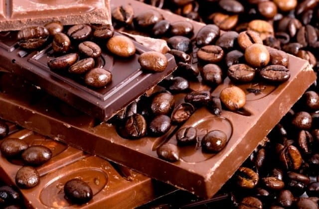 Koffie bonbons