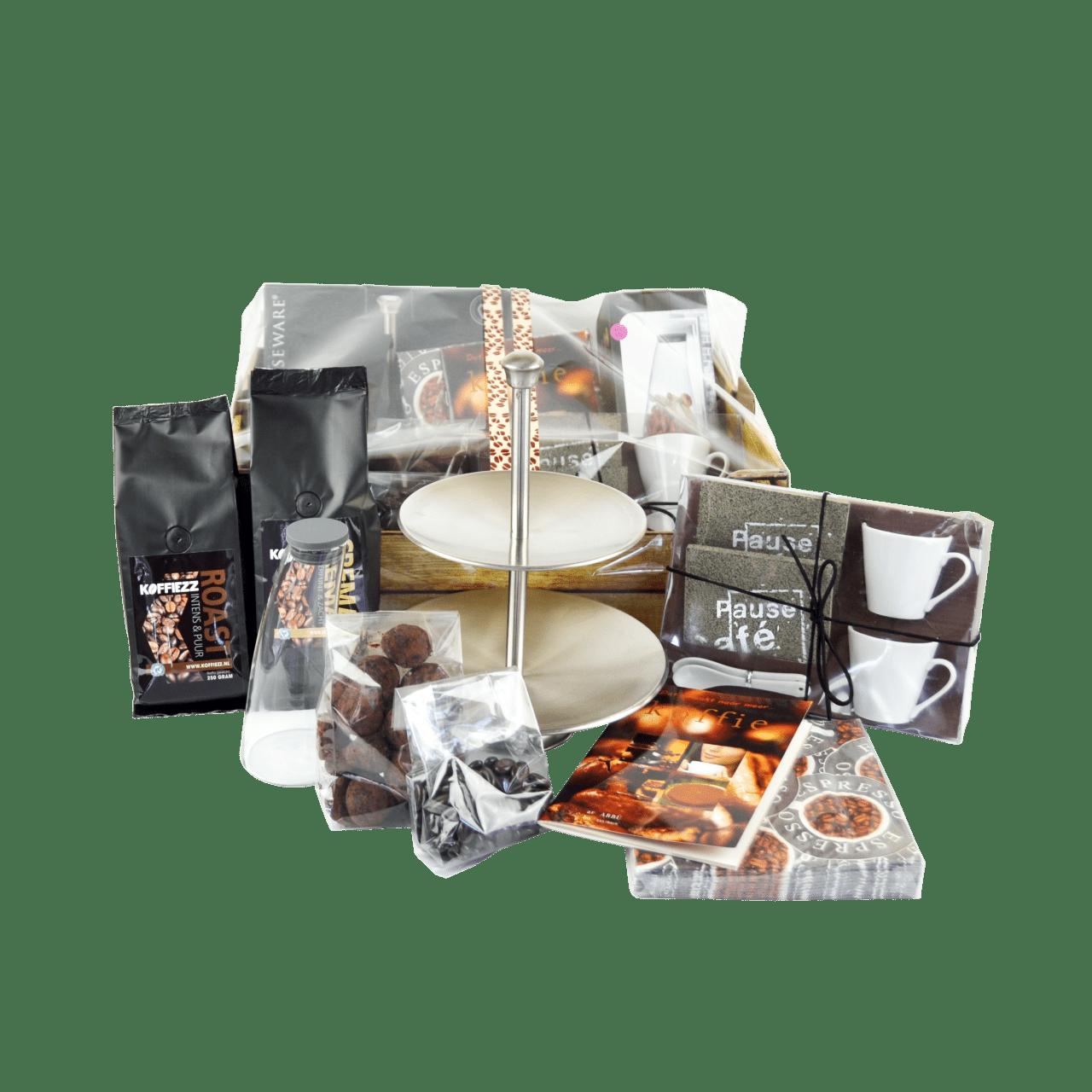 Relatiegeschenken koffie