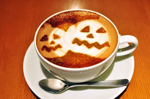 Pumkin spice latte | Koffiezz