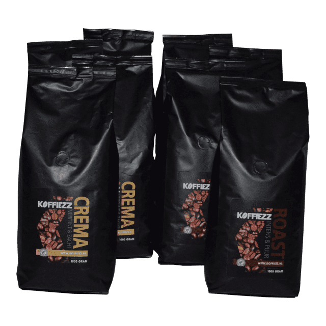 Koffiezz Crema en Roast
