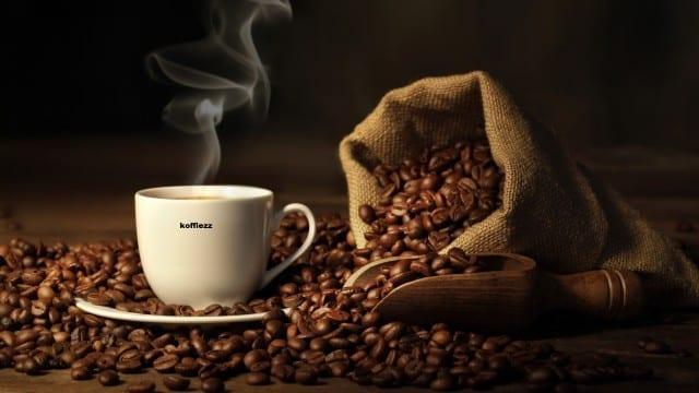 Op de koffie met een persoonlijk tintje