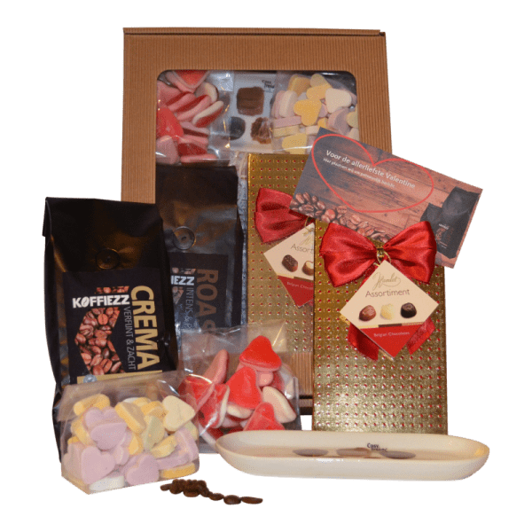 valentijn pakket