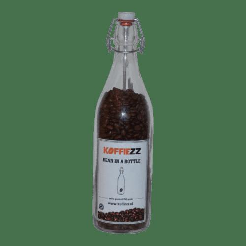 Bean in a bottle