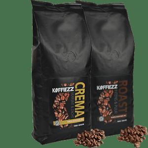 Koffiebonen ambachtelijk gebrand