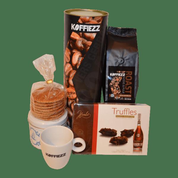 Vaderdag cadeau idee waar je niet omheen kan: koffie!