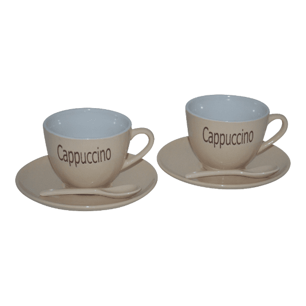 Koffiemokken en koffiekopjes en vele andere items