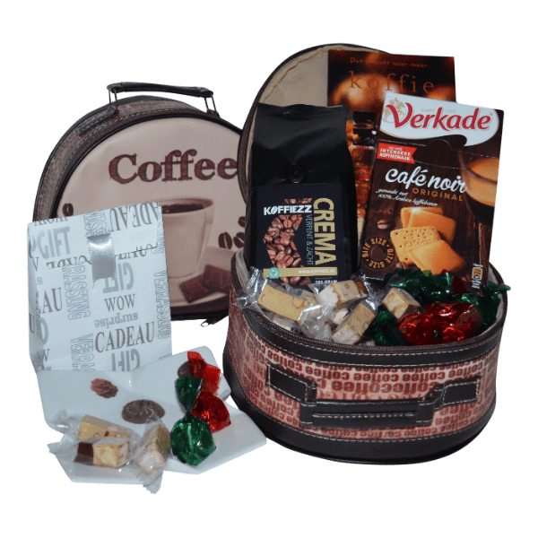 koffie cadeau doen