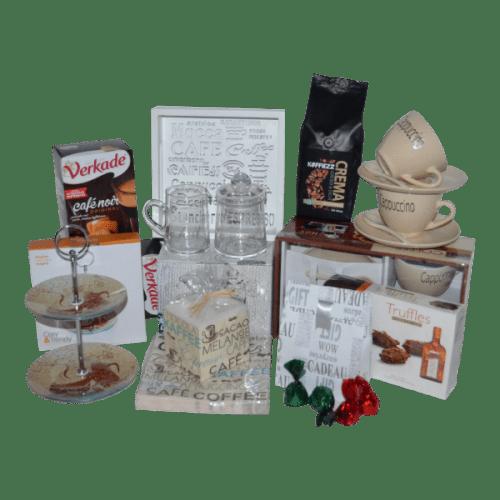 Koffie geschenken: verwen je collega's