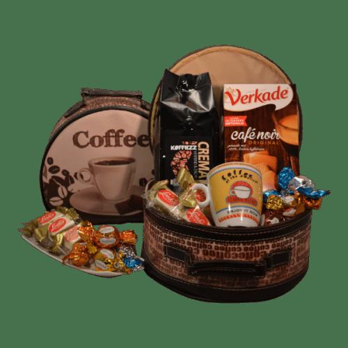 Cadeautip met koffie en lekkernijen voor jouw koffiemoment