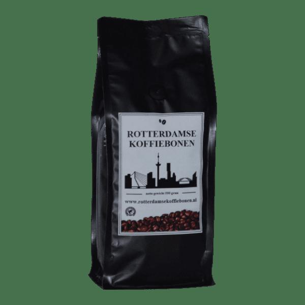 Koffiebonen Rotterdam voor krachtige smaak