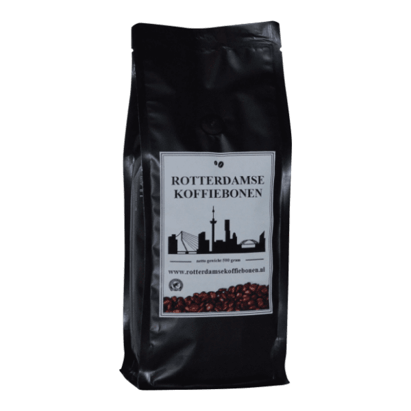 Rotterdamse koffiebonen