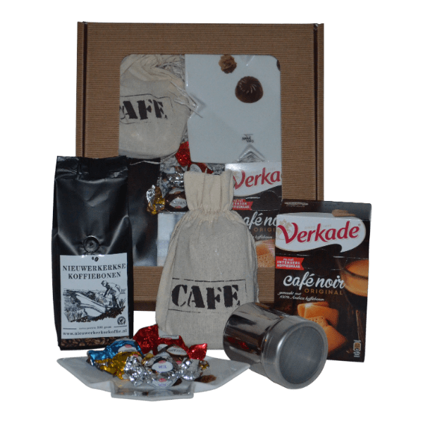 Cadeau voor hem tips: waarom koffie zo goed bevalt