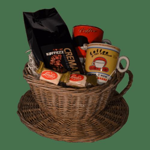 De leukste cadeaus met heerlijke koffie.