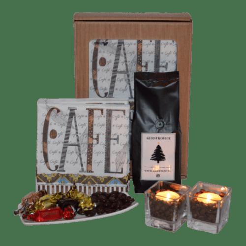 Kerst pakket Candle