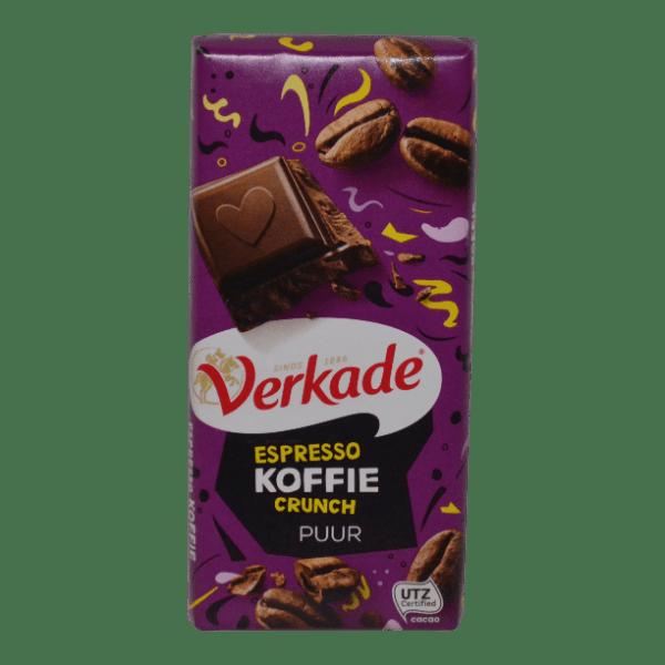 koffiezz chocolade reep