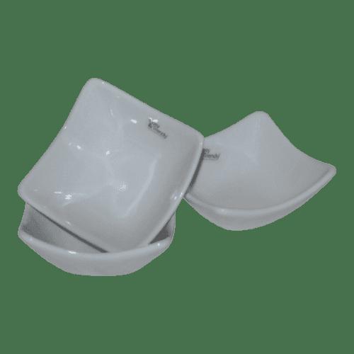 Porseleinen schaaltjes