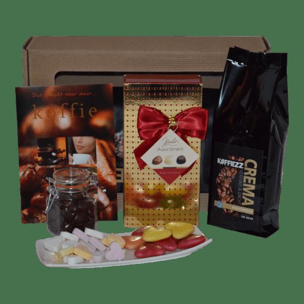 Koffie pakket Moeder