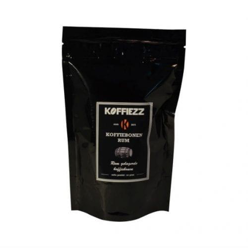 Rum koffiebonen
