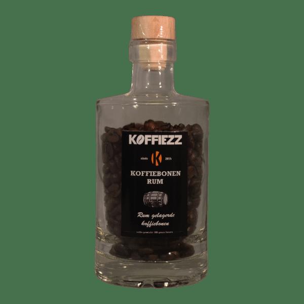 Rum met koffie maar dan voor de alcoholvrije versie