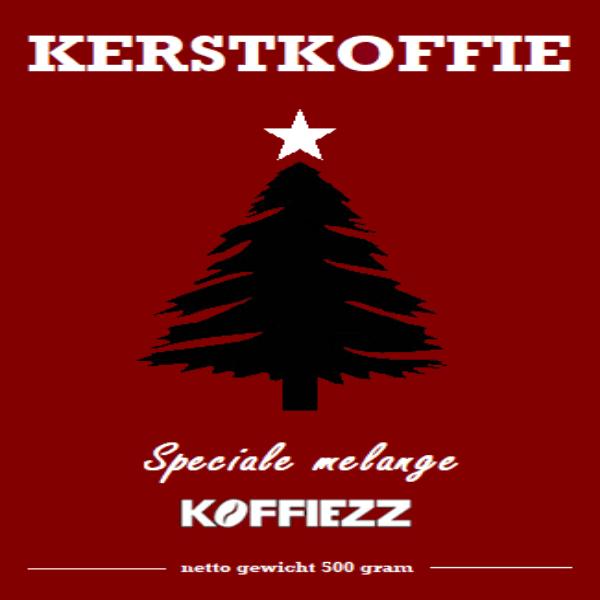 Feestmaand met speciale melange Kerst en Sint koffie