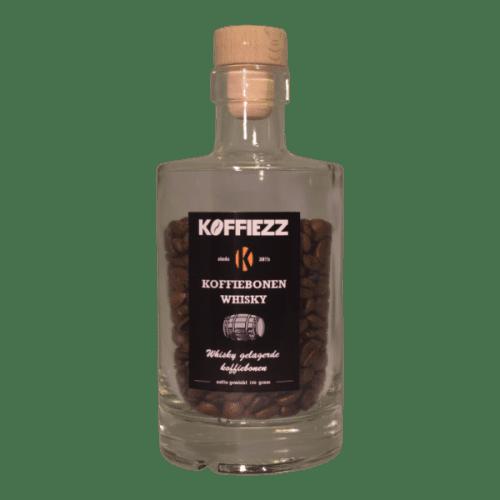 Whisky koffiebonen (bottle)