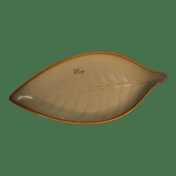 bonbon schaal blad