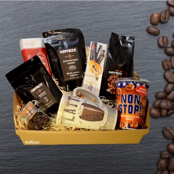 Vaderdag Tip Stoer cadeau met koffie-whisky-Smokey rub en .....