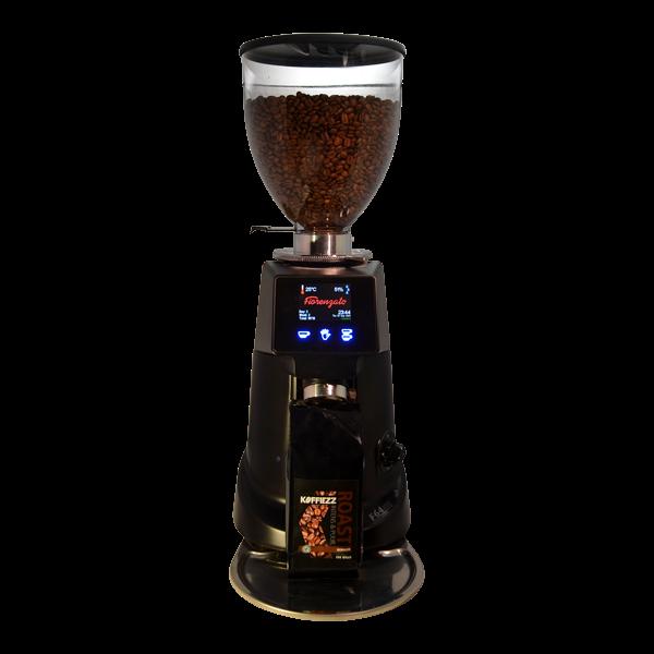 filterkoffie vers gemalen